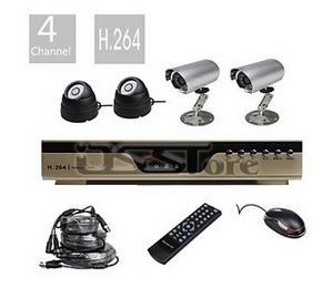 Systèmes De Caméras De Sécurité