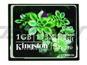 Kingston 1GB CF Card