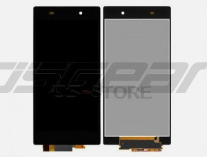 "5.0"" TFT Assembly Full LCD Display Screen+Touch Digitizer Panel Replacement for Sony Xperia Z1 L39h"